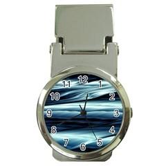 Texture Fractal Frax Hd Mathematics Money Clip Watches