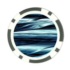 Texture Fractal Frax Hd Mathematics Poker Chip Card Guard (10 pack)