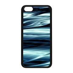 Texture Fractal Frax Hd Mathematics Apple iPhone 5C Seamless Case (Black)