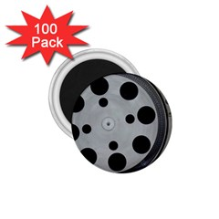 Turntable Record System Tones 1 75  Magnets (100 Pack)