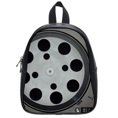 Turntable Record System Tones School Bags (Small)