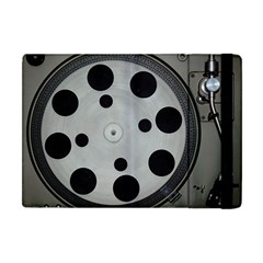 Turntable Record System Tones Apple iPad Mini Flip Case