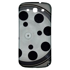 Turntable Record System Tones Samsung Galaxy S3 S Iii Classic Hardshell Back Case