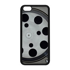 Turntable Record System Tones Apple iPhone 5C Seamless Case (Black)
