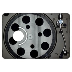 Turntable Record System Tones Kindle Fire HDX Flip 360 Case