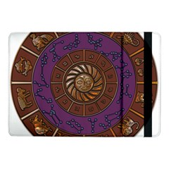 Zodiak Zodiac Sign Metallizer Art Samsung Galaxy Tab Pro 10.1  Flip Case