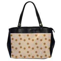 Pattern Gingerbread Star Office Handbags