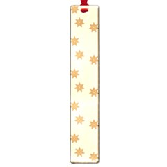 Pattern Gingerbread Star Large Book Marks