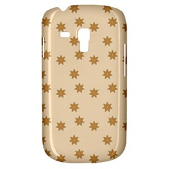 Pattern Gingerbread Star Galaxy S3 Mini
