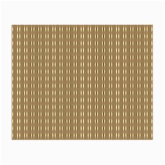 Pattern Background Brown Lines Small Glasses Cloth
