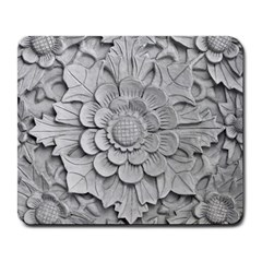 Pattern Motif Decor Large Mousepads