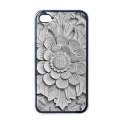 Pattern Motif Decor Apple Iphone 4 Case (black)