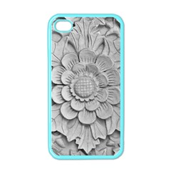 Pattern Motif Decor Apple iPhone 4 Case (Color)