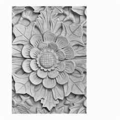 Pattern Motif Decor Small Garden Flag (Two Sides)