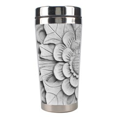 Pattern Motif Decor Stainless Steel Travel Tumblers