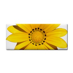 Transparent Flower Summer Yellow Cosmetic Storage Cases