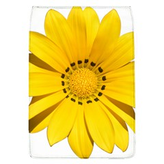 Transparent Flower Summer Yellow Flap Covers (l)