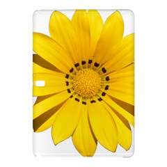 Transparent Flower Summer Yellow Samsung Galaxy Tab Pro 10.1 Hardshell Case