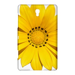 Transparent Flower Summer Yellow Samsung Galaxy Tab S (8.4 ) Hardshell Case