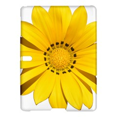 Transparent Flower Summer Yellow Samsung Galaxy Tab S (10.5 ) Hardshell Case