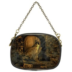 Woman Lost Model Alone Chain Purses (One Side)