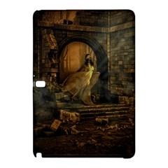 Woman Lost Model Alone Samsung Galaxy Tab Pro 10.1 Hardshell Case