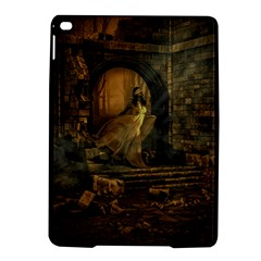 Woman Lost Model Alone iPad Air 2 Hardshell Cases