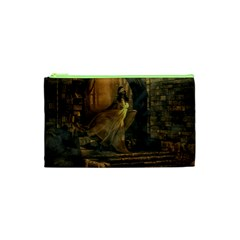 Woman Lost Model Alone Cosmetic Bag (XS)