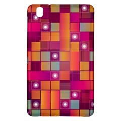 Abstract Background Colorful Samsung Galaxy Tab Pro 8.4 Hardshell Case