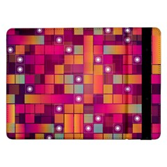 Abstract Background Colorful Samsung Galaxy Tab Pro 12 2  Flip Case