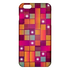 Abstract Background Colorful Iphone 6 Plus/6s Plus Tpu Case