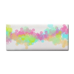 Abstract Color Pattern Colorful Cosmetic Storage Cases