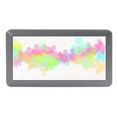 Abstract Color Pattern Colorful Memory Card Reader (mini)
