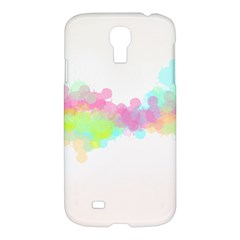 Abstract Color Pattern Colorful Samsung Galaxy S4 I9500/I9505 Hardshell Case