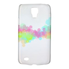 Abstract Color Pattern Colorful Galaxy S4 Active