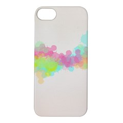 Abstract Color Pattern Colorful Apple iPhone 5S/ SE Hardshell Case