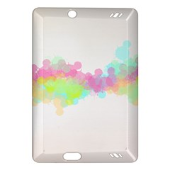 Abstract Color Pattern Colorful Amazon Kindle Fire Hd (2013) Hardshell Case
