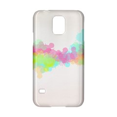 Abstract Color Pattern Colorful Samsung Galaxy S5 Hardshell Case