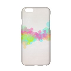 Abstract Color Pattern Colorful Apple iPhone 6/6S Hardshell Case