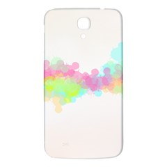 Abstract Color Pattern Colorful Samsung Galaxy Mega I9200 Hardshell Back Case