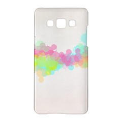 Abstract Color Pattern Colorful Samsung Galaxy A5 Hardshell Case