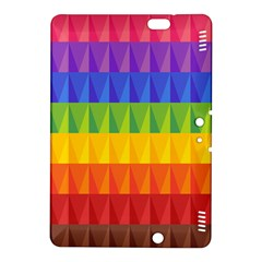 Abstract Pattern Background Kindle Fire HDX 8.9  Hardshell Case