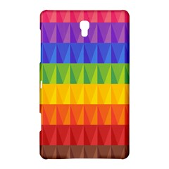 Abstract Pattern Background Samsung Galaxy Tab S (8.4 ) Hardshell Case