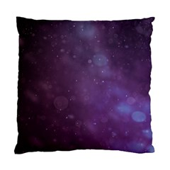Abstract Purple Pattern Background Standard Cushion Case (One Side)