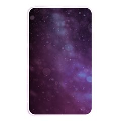 Abstract Purple Pattern Background Memory Card Reader