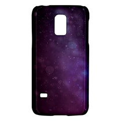 Abstract Purple Pattern Background Galaxy S5 Mini