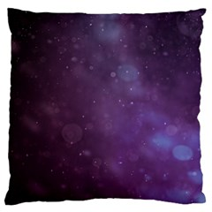 Abstract Purple Pattern Background Standard Flano Cushion Case (Two Sides)