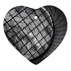 Architecture Roof Structure Modern Ornament (Heart)