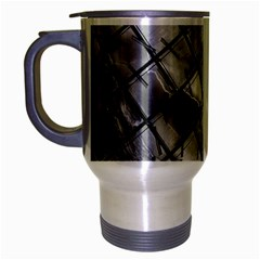 Architecture Roof Structure Modern Travel Mug (silver Gray)