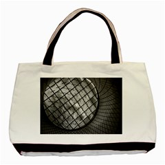 Architecture Roof Structure Modern Basic Tote Bag